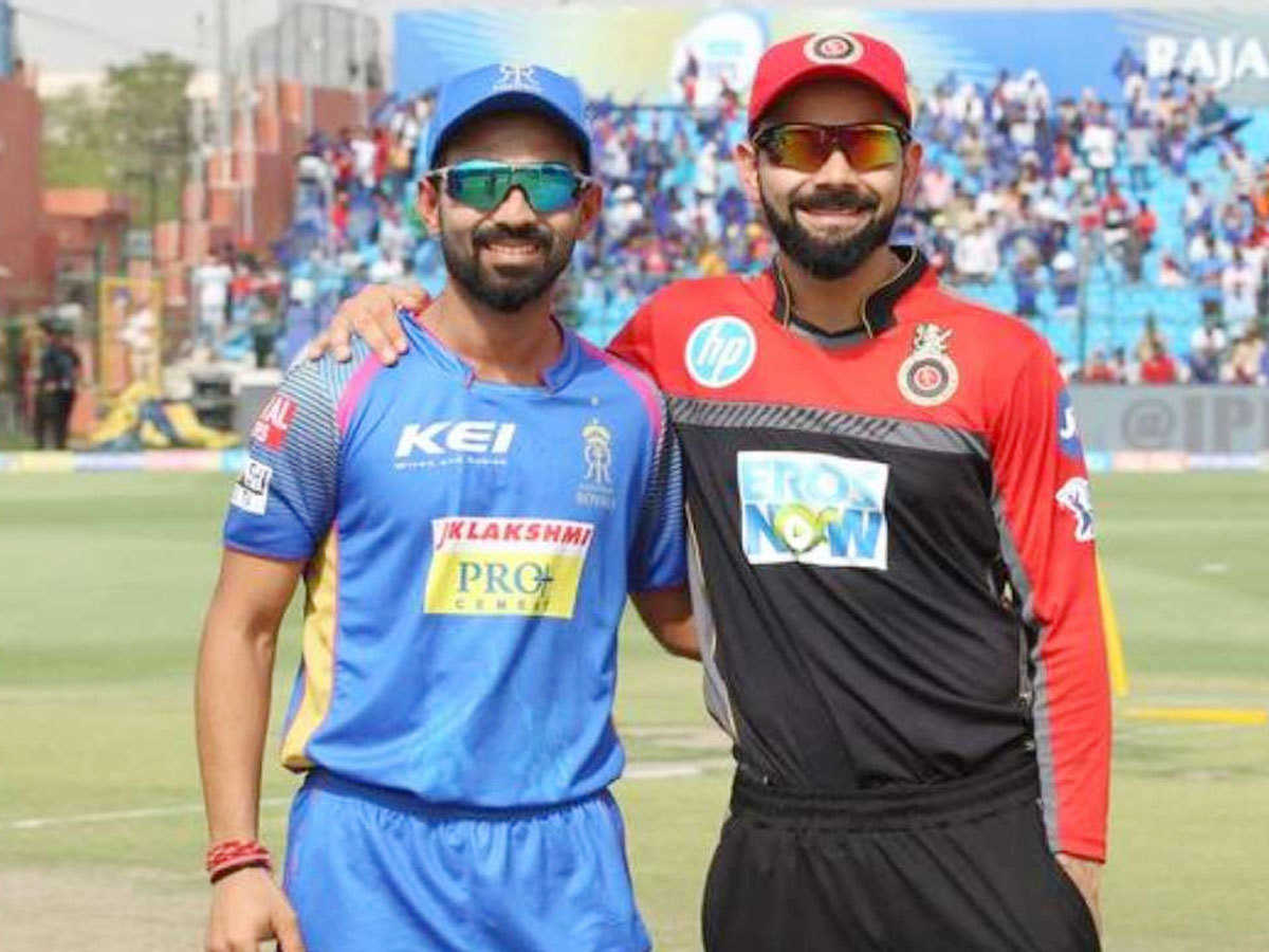 IPL 2019 RR vs RCB Probable Playing XI, When, Where to Watch