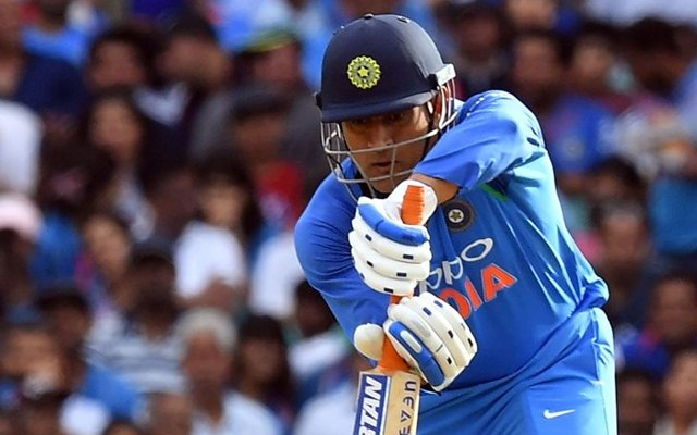 ICC Cricket World Cup 2019: MS Dhoni's low strike rate