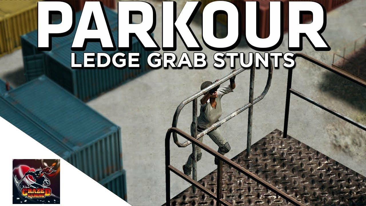 PUBG Update: You can now parkour in PUBG