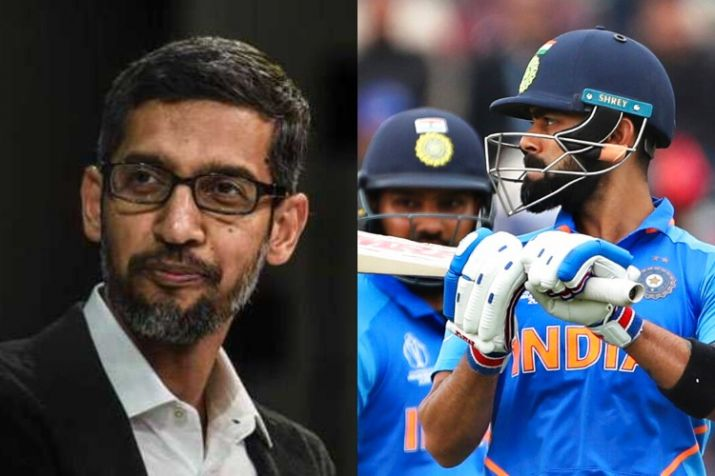 World Cup 2019: Sunder Pichai predicts Cricket World Cup 2019 finalists