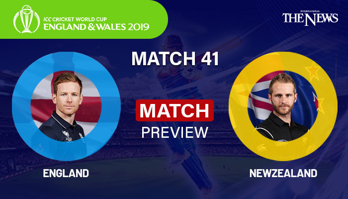 Cricket World Cup: England vs New Zealand Match Preview, Head to Head