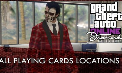 GTA Playing Cards Locations: All 54 Hidden Casino Cards and get the High Roller outfit