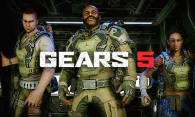 Gears 5 Update: Boss Clarifies Game's Stance On Smoking And Tobacco
