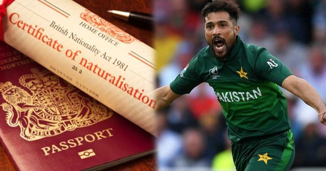 Mohammad Amir Planning to Settle down in UK: Report