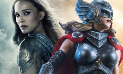 Natalie Portman returning to Marvel Cinematic universe to Play Female Thor
