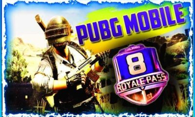 PUBG Mobile Royale Pass Season 8 Leaked, New dance Emote, Weapon Skins and more