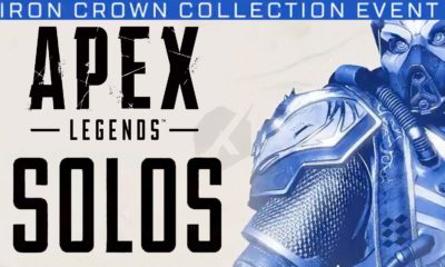 Apex Legends Iron Crown event goes live with Special Iron Crown Collection