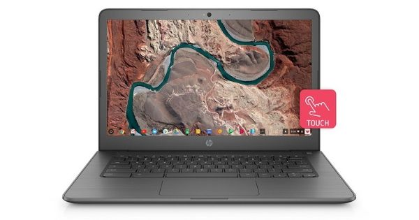 HP Chromebook 14 series with HD touchscreen launched in India at Rs 23,990