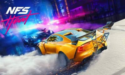 Need for Speed Heat Trailer released