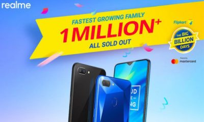 Redmi Note 8 series crossed 1 million Registrations in a Day