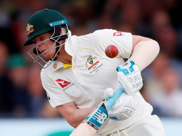 Steve Smith retired hurt after Jofra archer's brutal bouncer on hand