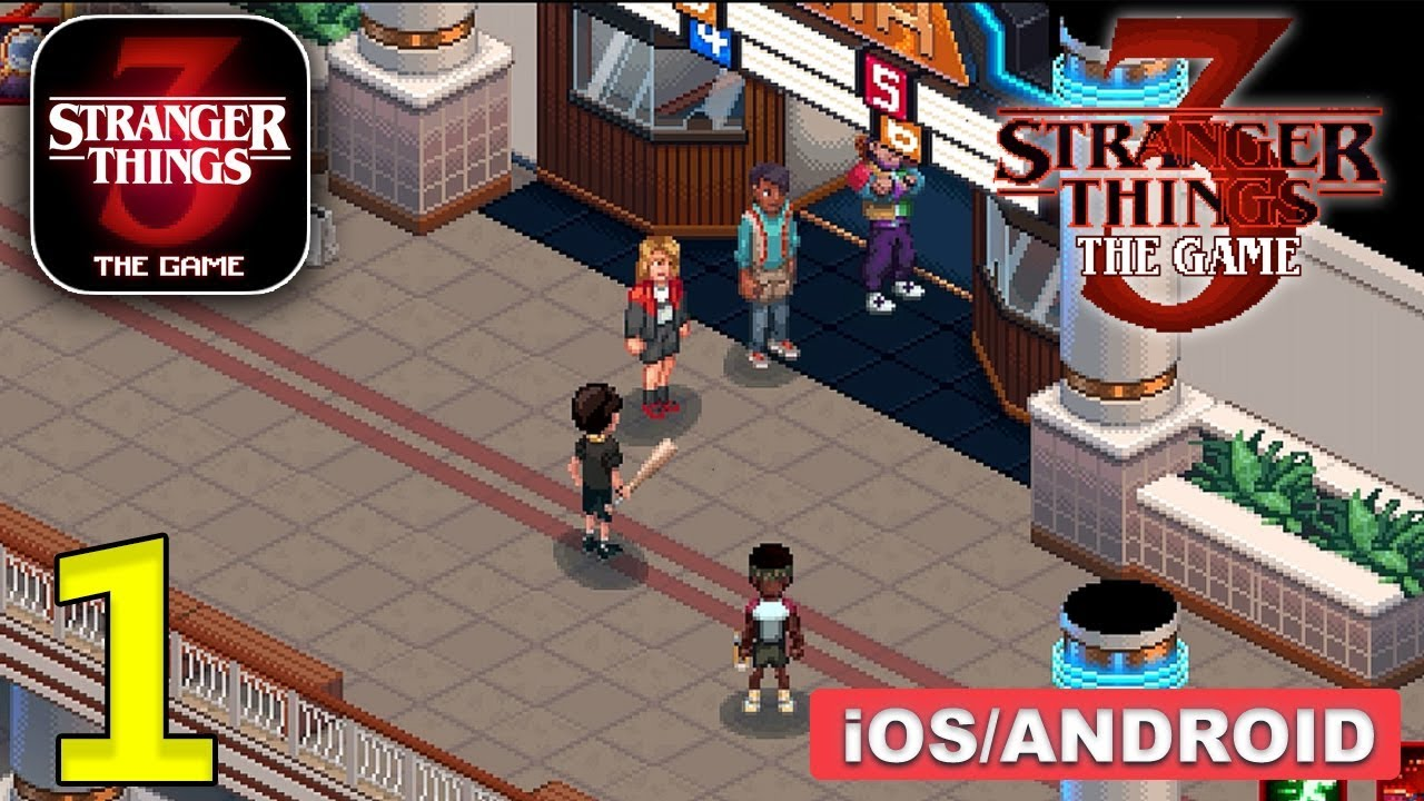 Stranger Things 3: The game is now available on Android and iOS device
