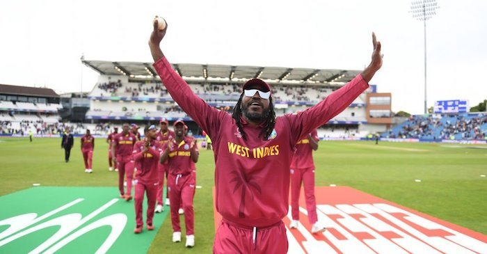 West Indies vs India: India teammates Congratulate Chris Gayle