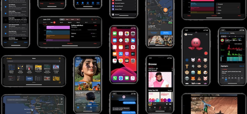Apple's iOS 13 Release Date announced of September 19, Update includes Dark Mode