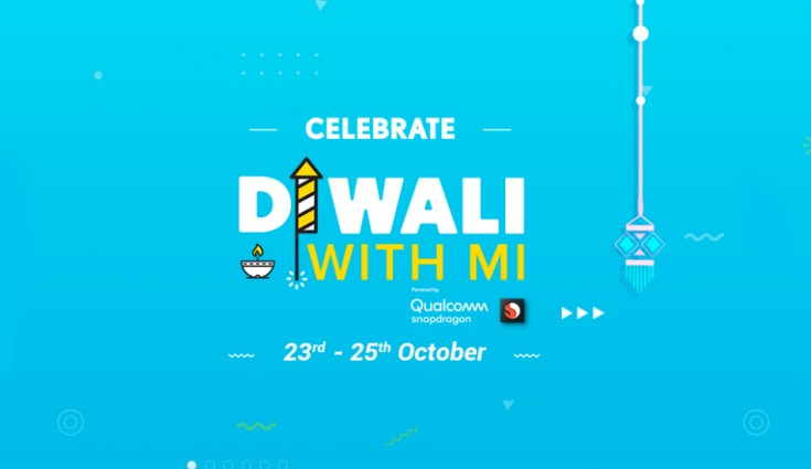 Diwali with Mi Sale: Discounts on Smartphones, smart TVs and accessories