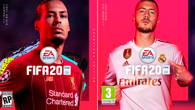 EA Sports' FIFA 20 Demo for PlayStation 4, Xbox One, and PC