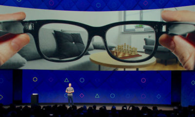 Facebook partnering with Ray-Ban to create AR glasses: Report