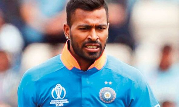 Hardik Pandya shares a throwback picture on Instagram to show his amazing cricket journey