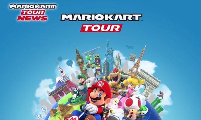 Mario Kart Tour is now available on iOS and Android