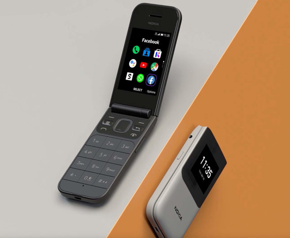 Nokia 2720 Flip, Nokia 110, Nokia 800 Tough launched at IFA 2019
