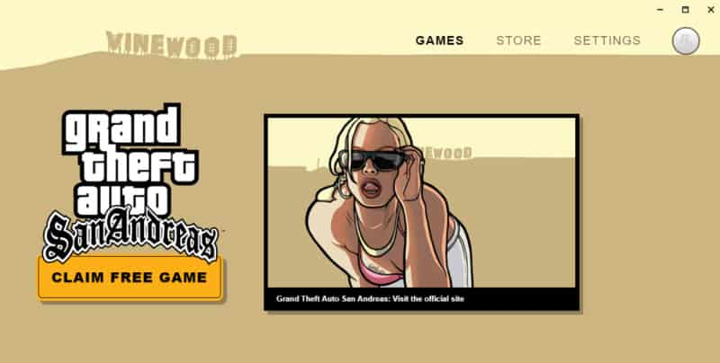 Rockstar Games Releases its Own PC Games Launcher with GTA: San Andreas free giveaway