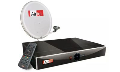 Airtel Digital TV Basepacks offer 30 days of free Subscription