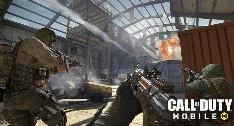Call of Duty Mobile now available for download on Android and iOS