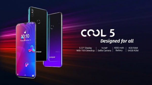 Coolpad Cool 5 launched in India for Rs 7,999: Check Specification