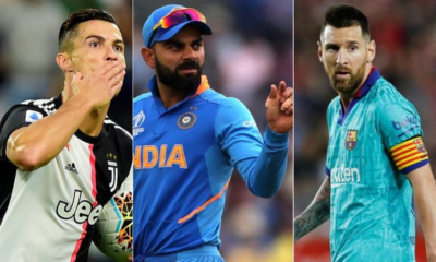 Cristiano Ronaldo beats Lionel Messi and Virat Kohli as a top-earning celebrity on Instagram