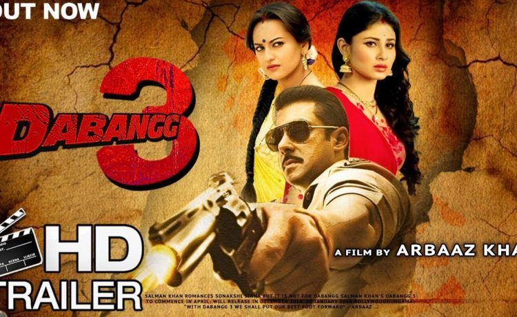 Dabangg 3 Trailer Out: Salman Khan Romances Saiee Manjrekar and Sonakshi Sinha