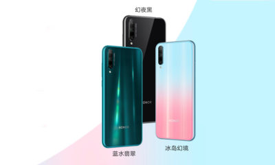 Honor 20 Lite with 48-megapixel camera launched: Price, Specifications