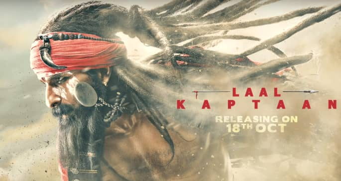 Laal Kaptaan Hindi Full Movie Leaked Online Download by Tamilrockers