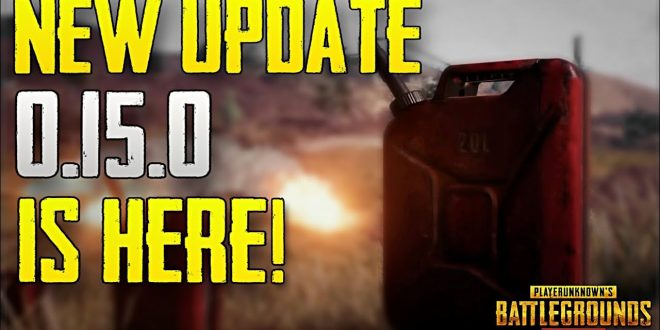 PUBG Mobile 0.15.0 Update to Bring BRDM-2 Vehicle, Exploding Gas cans, and Ledge Grab Mechanism