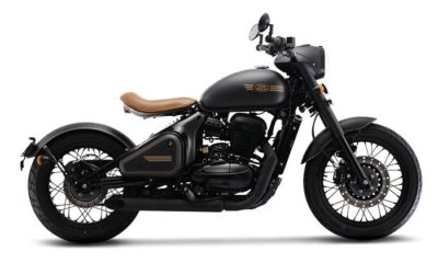 Jawa Perak Bobber launched in India, Price starts at Rs 1.94 lakh