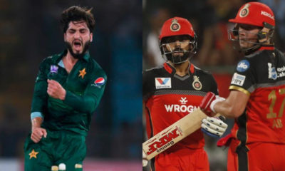 Usman Shinwari Dreams to take the wicket of Virat Kohli and AB de Villiers