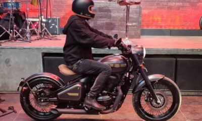 Jawa Perak Bobber Bookings to Open in January: All You Need to Know