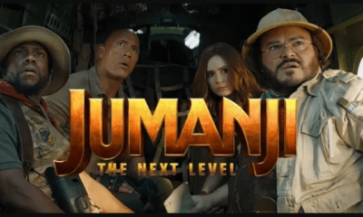 Jumanji The Next Level Dubbed Movie Leaked Online Download by Tamilrockers