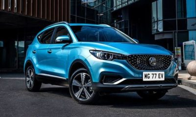 MG ZS electric vehicle: Variants explained
