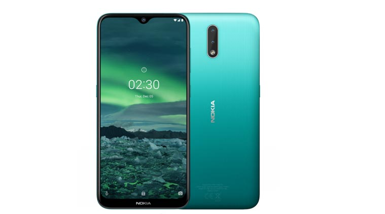 Nokia 2.3 With Dual Rear Camera and 4,000mAh Battery Launched