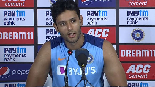 Rohit Bhai Asked Me To Back My Ability: Says Shivam Dube