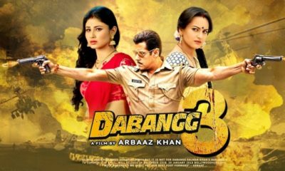 Salman Khan's Dabangg 3 Full Movie Watch Online Leaked By Tamilrockers