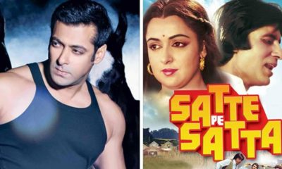 Satte Pe Satta Remake: Post Salman Khan's Rejection, Now Ajay Devgn-Katrina Kaif Approached?