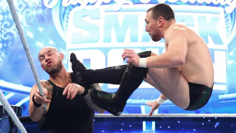 WWE SmackDown Results: Daniel Bryan become No. 1 Contender after defeating The Miz and baron Corbin
