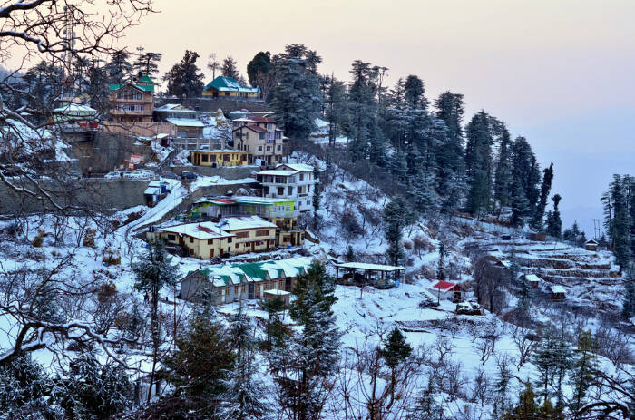 5 Places in India you Can see the Snow in January: All You Need to Know