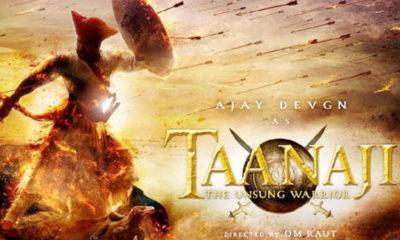 Ajay Devgn's Tanhaji Full Movie Download Leaked By Tamilrockers