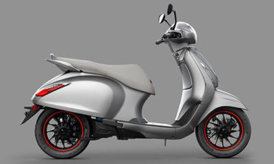 Bajaj Chetak Electric Scooter to be Launched on January 14