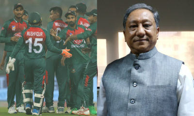 Bangladesh Refuse to Play Test Series in Pakistan: BCB chief Nazmul Hassan