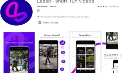 Facebook Lasso Set to Compete With TikTok in India, WhatsApp Integration Spotted as well