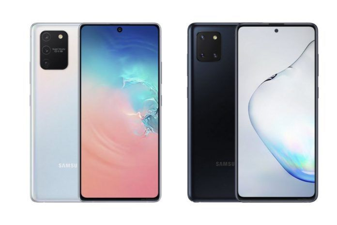 Samsung Galaxy S10 Lite, Note 10 Lite Launched: Check Price & Specification