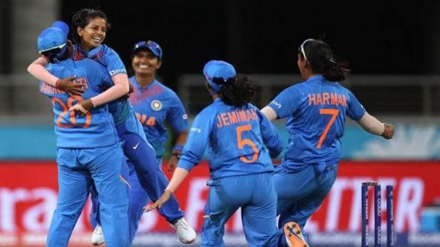 ICC Women's T20 World Cup: India Beat Bangladesh